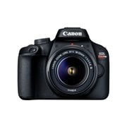 Canon EOS Rebel T100 DSLR Camera, 18 MP, EF-S 18-55mm f/3.5-5.6 DC III Kit