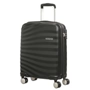 American Tourister Oceanfront Spinner Carry-On Expandable, Onyx Black