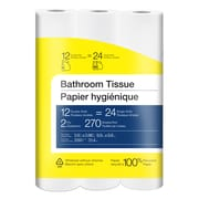 Double Roll Bathroom Tissue
