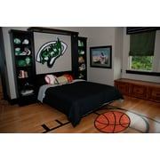 "Basketball, Machine Made, 39"" Round Rug, FTS004 39RD"