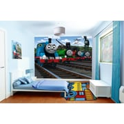 "Train, Multi-Colour, Machine Made, 31"" x 47"" Rug, FTS 133 3147"
