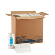 Pacific Blue Select™ Perforated Roll Towel by GP PRO, 2-Ply, White, 100 Sheets/Roll, 30 Rolls/Carton (27300)