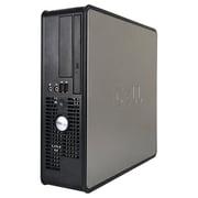 Dell Refurbished OPTIPLEX 780 STC720089854768 SFF Desktop Computer, 3.0 GHz Intel Pentium Processor E5700, 250 GB HDD, 8 GB DDR3