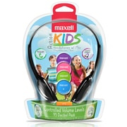 Maxell Action Kids Headphones with Microphone (KFIT-HP)