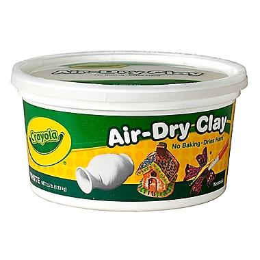 Crayola® Air-Dry Clay, 2.5 lbs. (BIN575050)