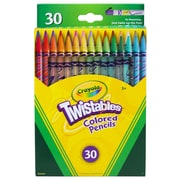 Crayola Twistables 18ct Colored Pencils, Assorted (BIN687409)