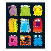 Carson-Dellosa Monsters Prize Pack Stickers, 216/Pack (CD-168050)