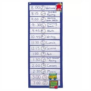 Carson-Dellosa Scheduling Pocket Chart, 17/Pack (CD-5615)