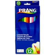 Dixon Prang Coloured Pencils 12-Colour Set (DIX22120)
