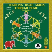 Educational Activities Learning Basic Skills Through Music