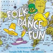 Kimbo Folk Dance Fun CD (KIM7037CD)