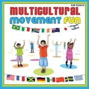 Kimbo Multicultural Movement Fun CD (KIM9326CD)