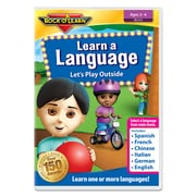 Rock 'N Learn® Learn a Language DVD, Let's Play Outside (RL-315)