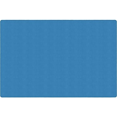 Flagship Carpets Americolours Rectangle Rug, Blue Bird, 12' x 18' (AS-80BB)
