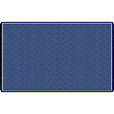 Flagship Carpets All Over Weave Rug, Blue, 7.6' x 12' (FE154-44A)