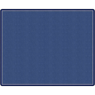 Flagship Carpets All Over Weave Rug, Blue, 10.9' x 13.2' (FE154-58A)