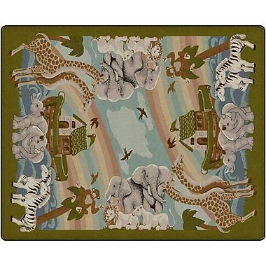 Flagship Carpets Noah's Journey Rug, 10.9' x 13.2' (FM166-58A)