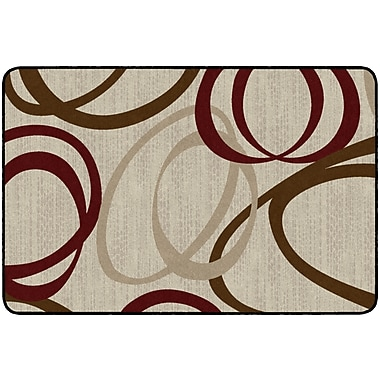 Flagship Carpets Duo Pearl Rug, 6' x 8.4' (FM222-34A)