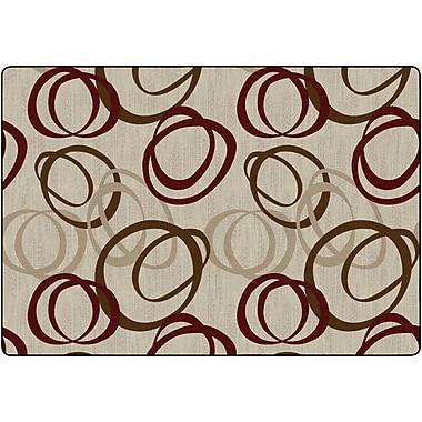 Flagship Carpets Duo Pearl Rug, 8.4' x 12' (FM222-50A)