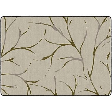 Flagship Carpets Moreland Natural/Sage Rug, 6' x 9' (FM223-34A)