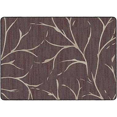 Flagship Carpets Moreland Plum Wine Rug, 6' x 9' (FM224-34A)