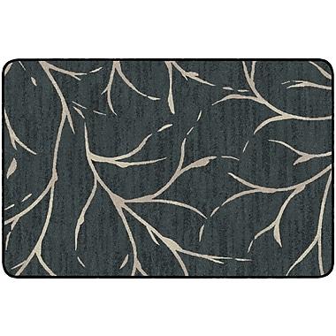 Flagship Carpets Moreland Nantucket Rug, Blue, 4' x 6' (FM225-22A)