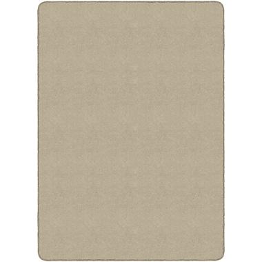 Flagship Carpets Cushy Rug, Almond, 6' x 8.4' (PS425-32)