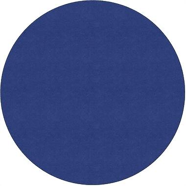 Flagship Carpets Cushy Rug, Blue, 6' x 6' (PS426-26)
