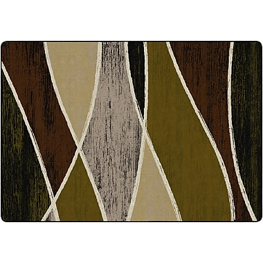 Flagship Carpets Waterford Rug, Green, 8.4' x 12' (SM226-50A)