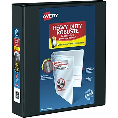 Avery® Heavy Duty View Binder, 2