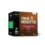 Van Houtte House Blend Dark K-Cup Pods, 30/Pack (40-80830)