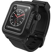 Catalyst Underwater Case for Apple Watch, Stealth Black