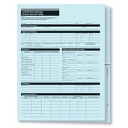 ComplyRight Confidential Employee Medical Records Folder, Pack of 25 (A2211)