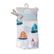 Lulujo Security Blankets, Sailboat