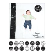 Lulujo Baby's 1st Year, Loved Beyond Measure Blanket and Card Set