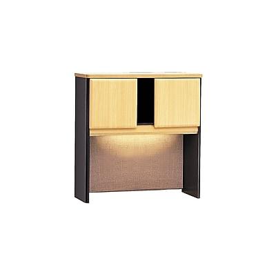 Bush Business Furniture Cubix 36W Hutch, Beech (WC14337P)