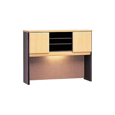 Bush Business Furniture Cubix 48W Hutch, Beech (WC14349P)