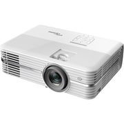 Optoma DLP High Definition 2400 Lumen Home Cinema Projector (UHD50)