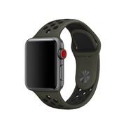 Apple – Bracelet sport Nike P/M et M/G, cargo kaki/noir