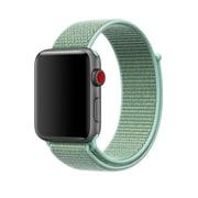 Apple – Bracelet sport à rabat 42 mm, vert marin (MRHY2AM/A)