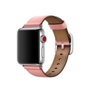 Apple – Bracelet à boucle classique 38 mm, rose pâle (MRP32AM/A)