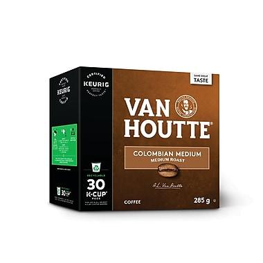 Van Houtte Colombian K-Cup Coffee, 30 Refills