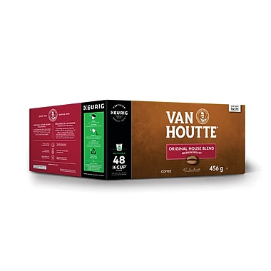 Van Houtte Original House Blend K-Cup Pod, 48/Pack (80-52748)