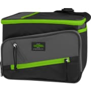 THERMOS 6 Can Cooler, Green or Blue