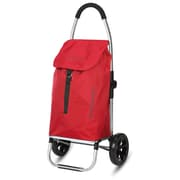 Playmarket Go Two Compact Shopping Trolley