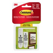 Command™ Small and Medium Picture Hanging Strips 17203C