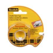 Scotch® Double Sided Tape 137-ESF