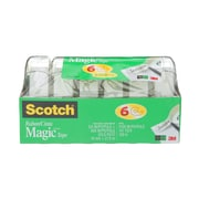 "Scotch Magic Tape, M850-6MP-ESF, 3/4"" x 850"" (19 mm x 21.5 m)"