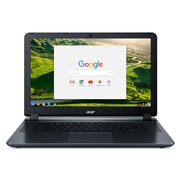 Acer – Chromebook 15 NX.GHJAA.010, 15,6 po, Intel Celeron N3060 1,6 GHz, Flash 32 Go, LPDDDR3 4 Go, Chrome OS