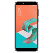 "ASUS Zenfone 5Q 6"" Unlocked Cell Phone 64 GB, 2.2 GHz Qualcomm ARM CortexA53 Quad-Core, Android 7.1.1 Nougat, Black"
